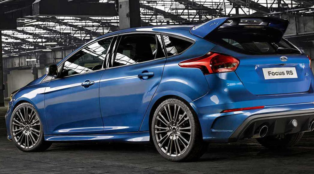 Ford Focus RS cost 2009