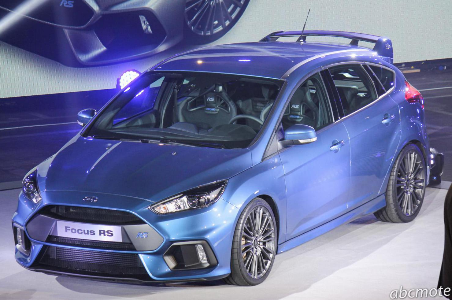 Ford Focus RS models 2006