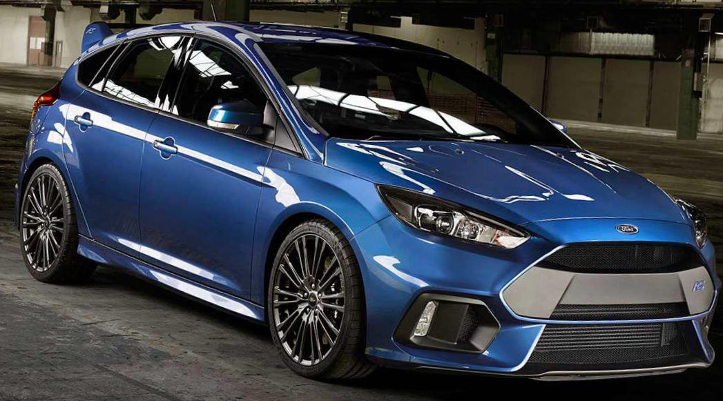 Ford Focus RS review 2011