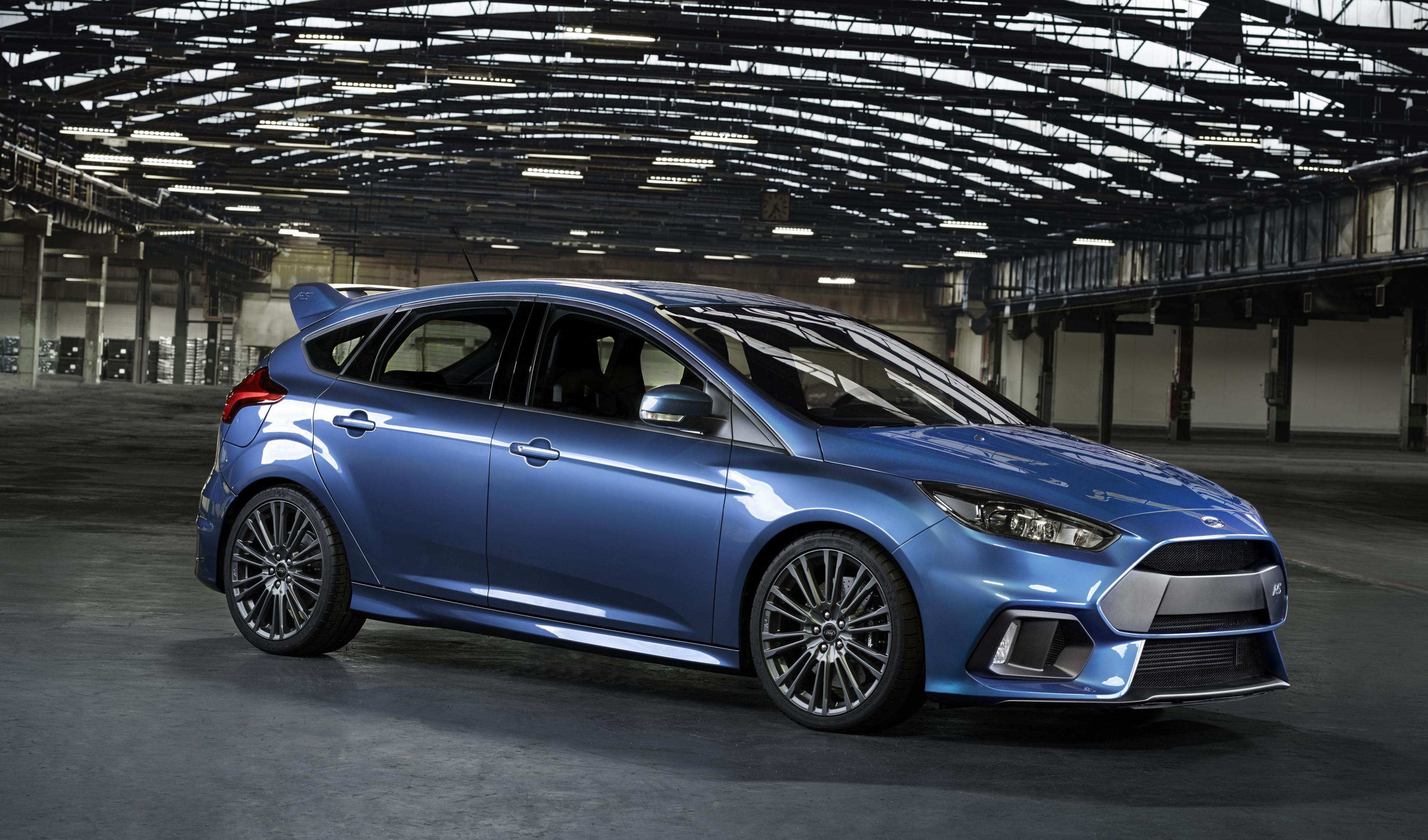 Ford Focus RS tuning suv