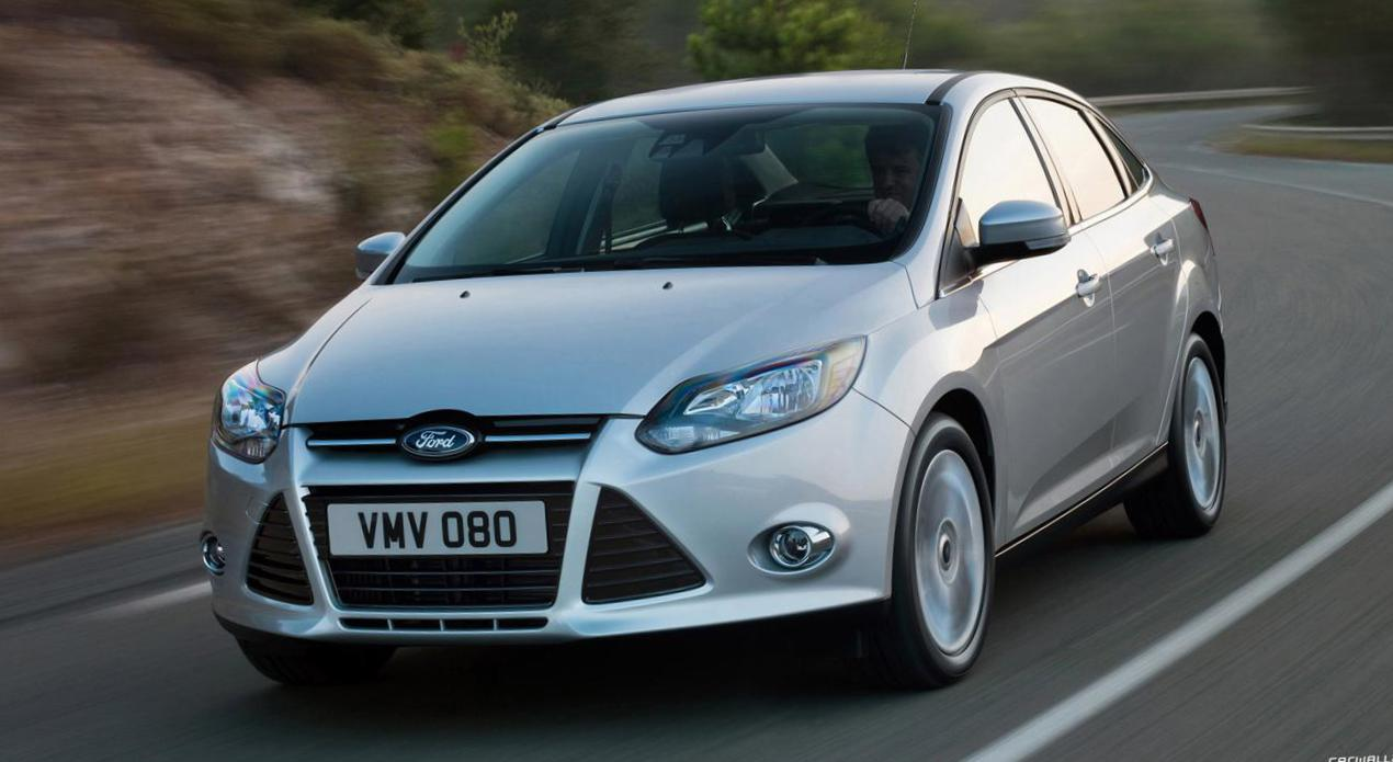 Ford Focus Sedan reviews 2008