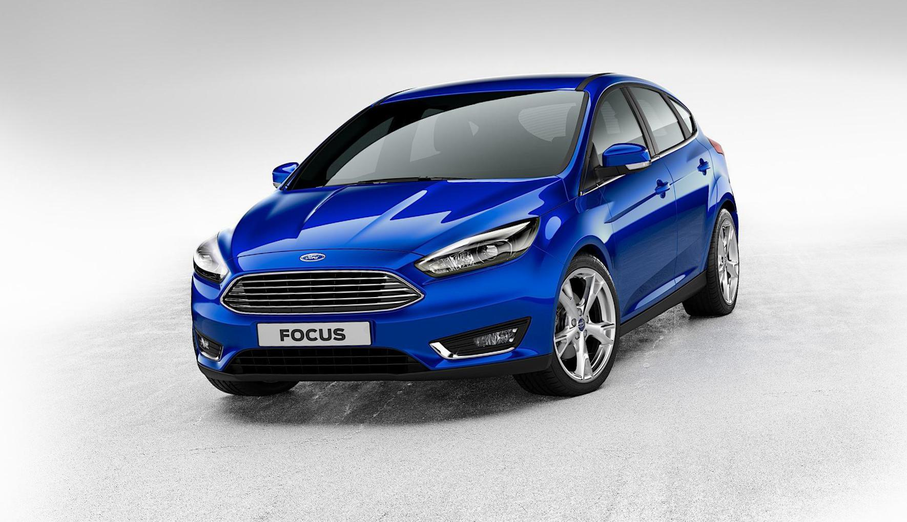 Ford Focus 5 doors prices hatchback