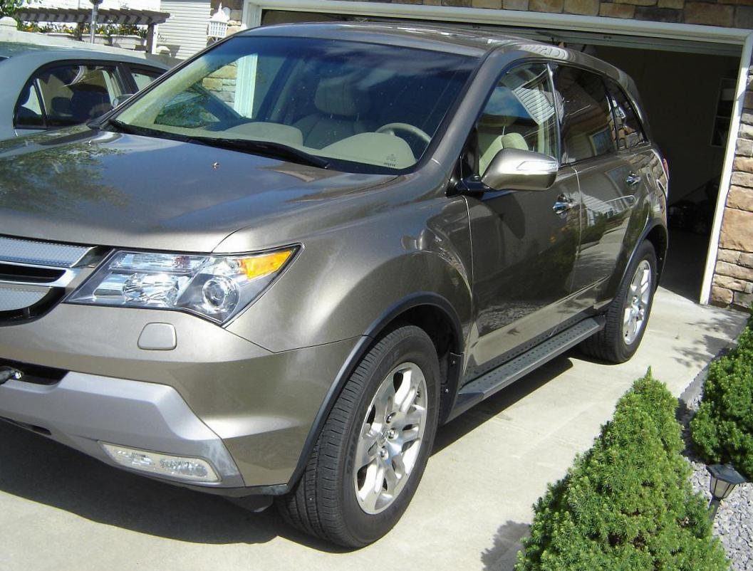 Acura MDX approved suv