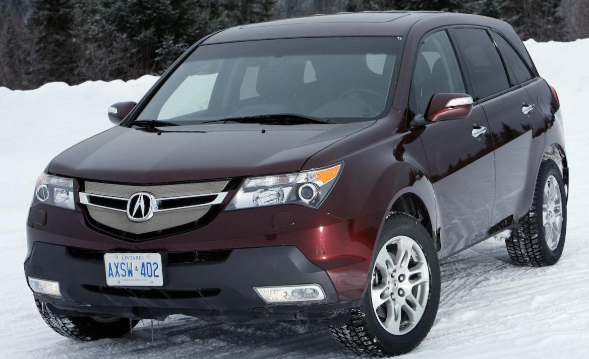 Acura MDX Photos And Specs Photo Acura MDX Lease And Perfect - Acura suv lease