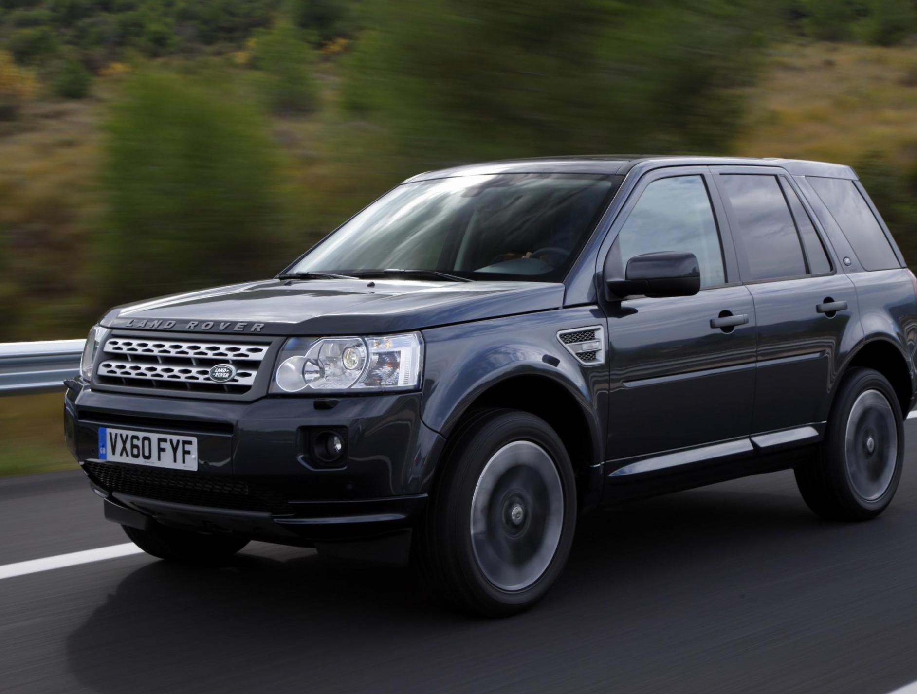 Land Rover Freelander 2 review 2014