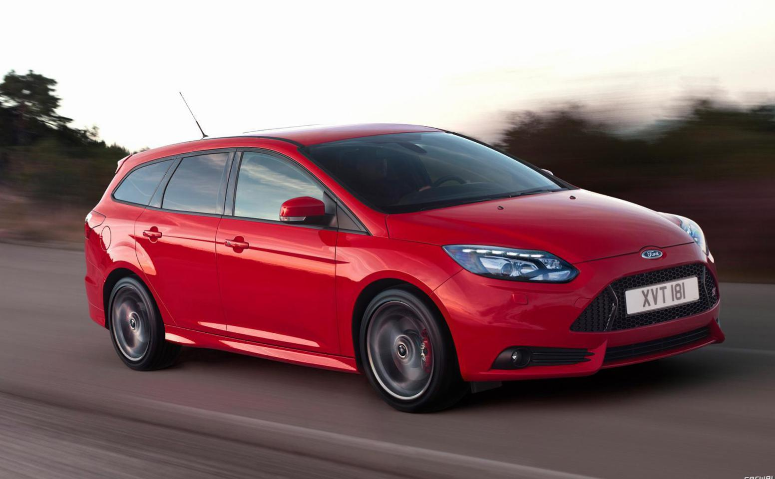 Focus Wagon Ford used 2013