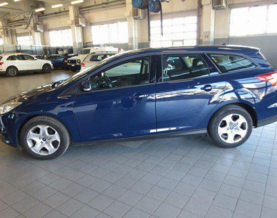 Ford Focus Wagon Specification 2011
