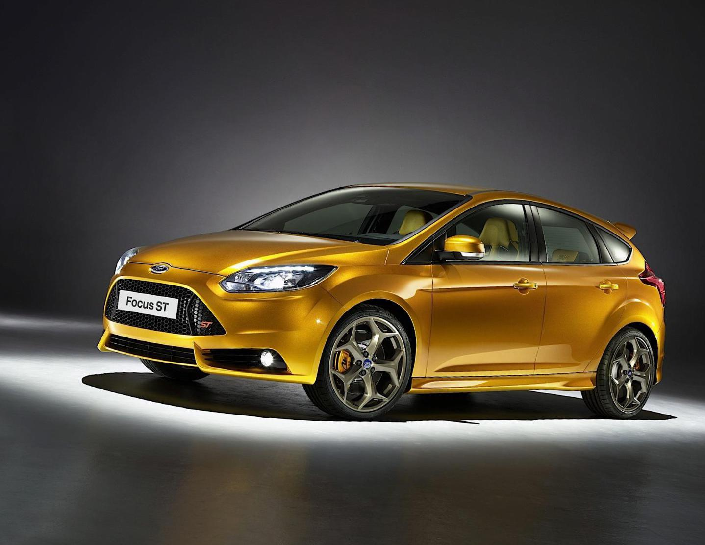 Focus ST 5 doors Ford Specifications 2015