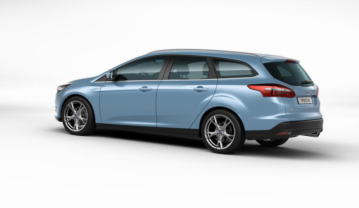 Focus ST Wagon Ford cost suv