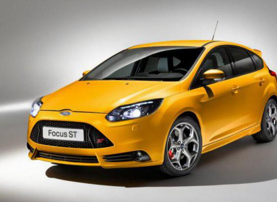 Ford Focus ST Wagon approved hatchback