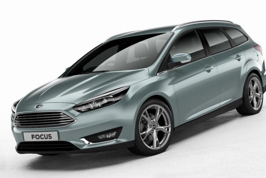 Ford Focus ST Wagon concept 2014