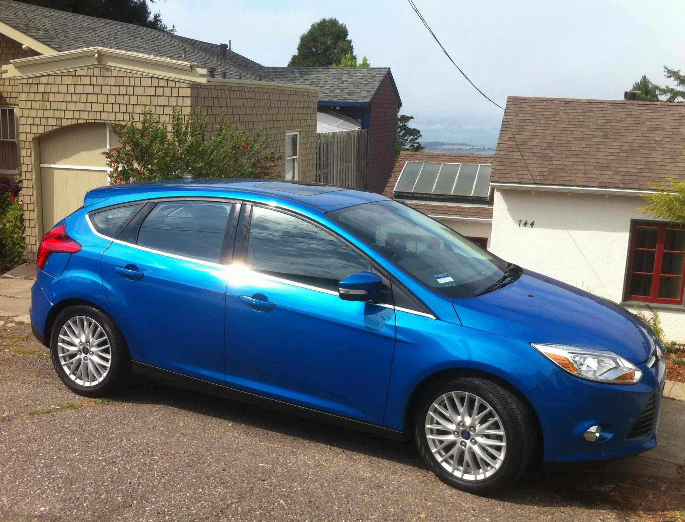 Focus Electric Ford used 2012