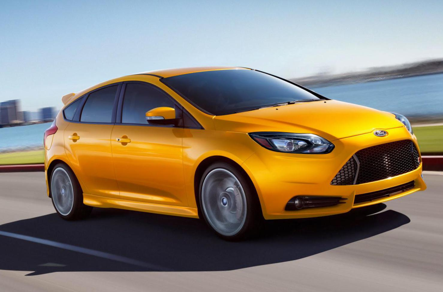 Ford Focus Electric how mach 2014