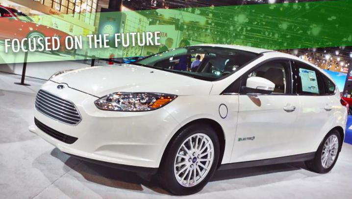 Ford Focus Electric prices 2015