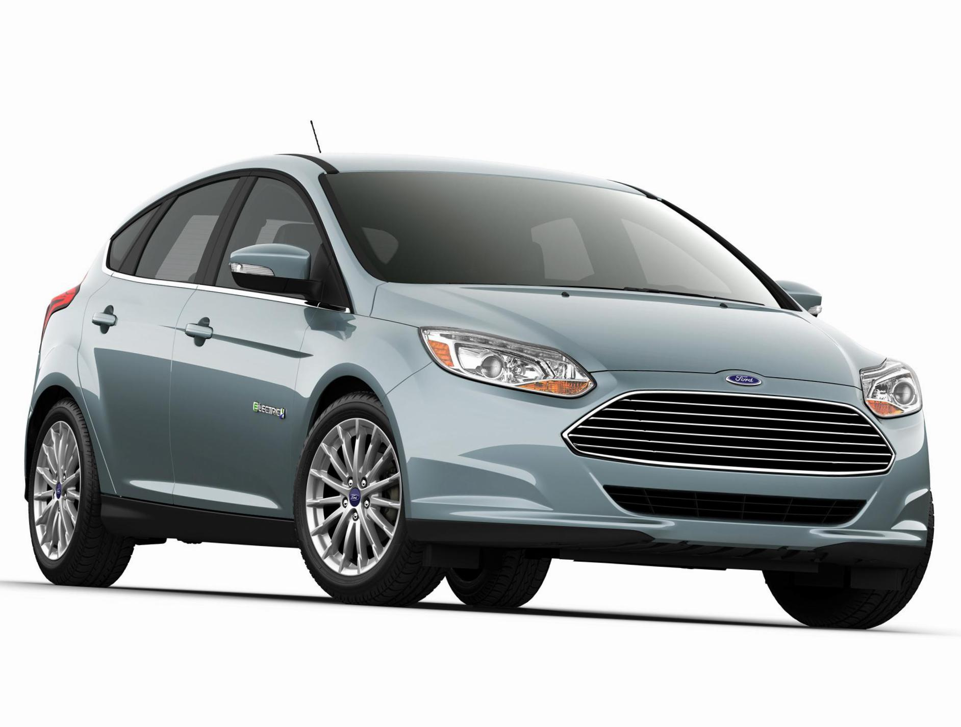 Ford Focus Electric Specs 2017