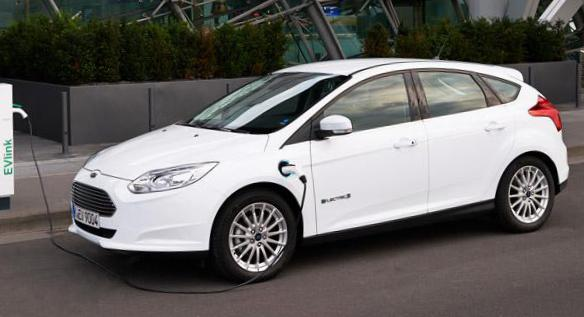 Ford Focus Electric tuning 2010