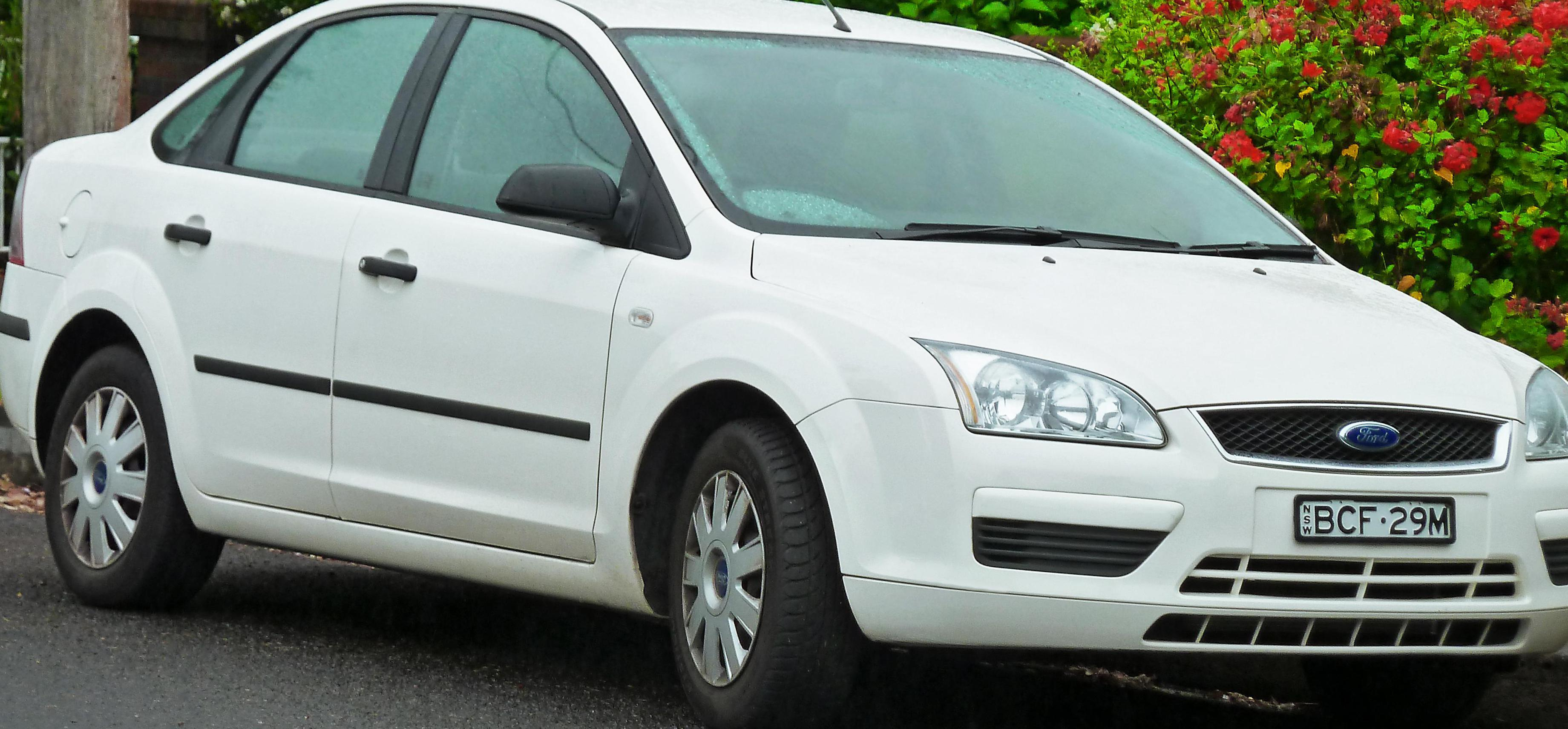 Ford Focus Sedan model 2009