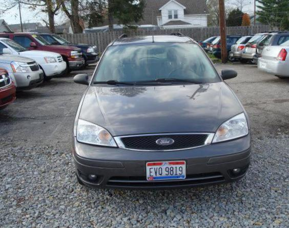 Focus Wagon Ford prices 2009