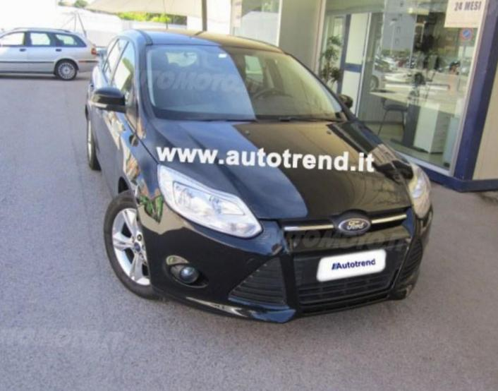 Ford Focus Wagon parts 2013