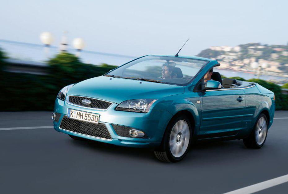 Ford Focus Coupe-Cabriolet sale liftback