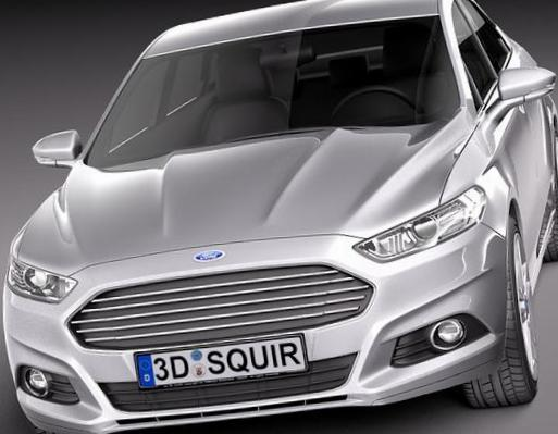 Mondeo Sedan Ford Specification 2014