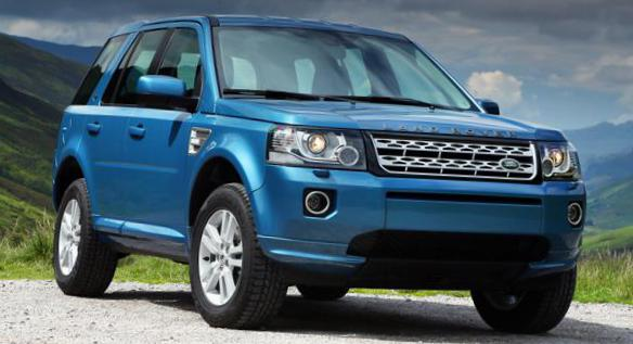 Freelander 2 Land Rover reviews suv
