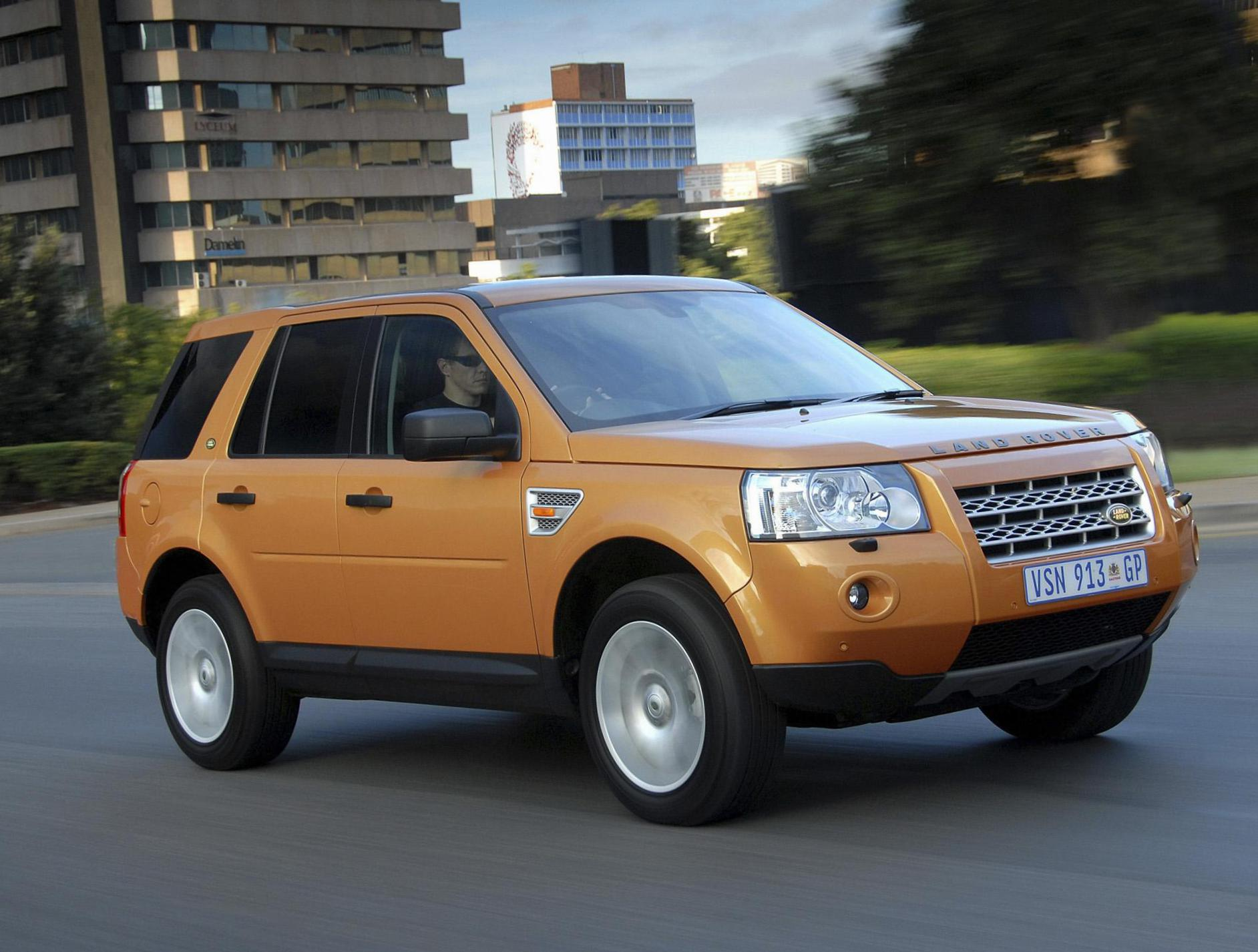 Land Rover Freelander 2 prices 2013