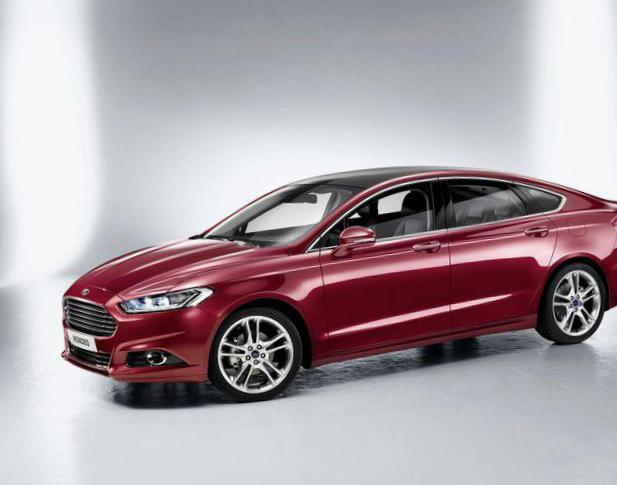 Ford Mondeo Liftback used coupe