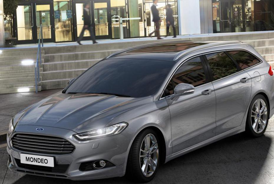 Ford Mondeo Wagon lease 2014