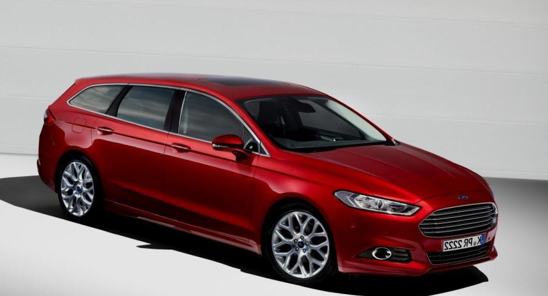 Ford Mondeo Wagon new coupe