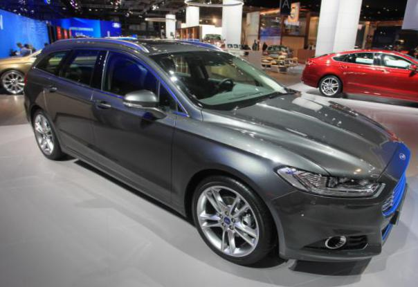 Mondeo Wagon Ford approved hatchback