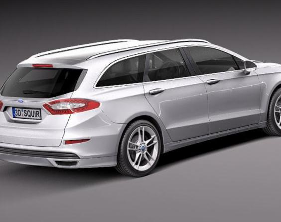 Mondeo Wagon Ford lease 2014