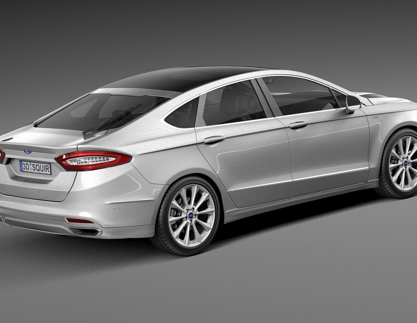 ford mondeo vignale sedan photos and specs photo ford. Black Bedroom Furniture Sets. Home Design Ideas