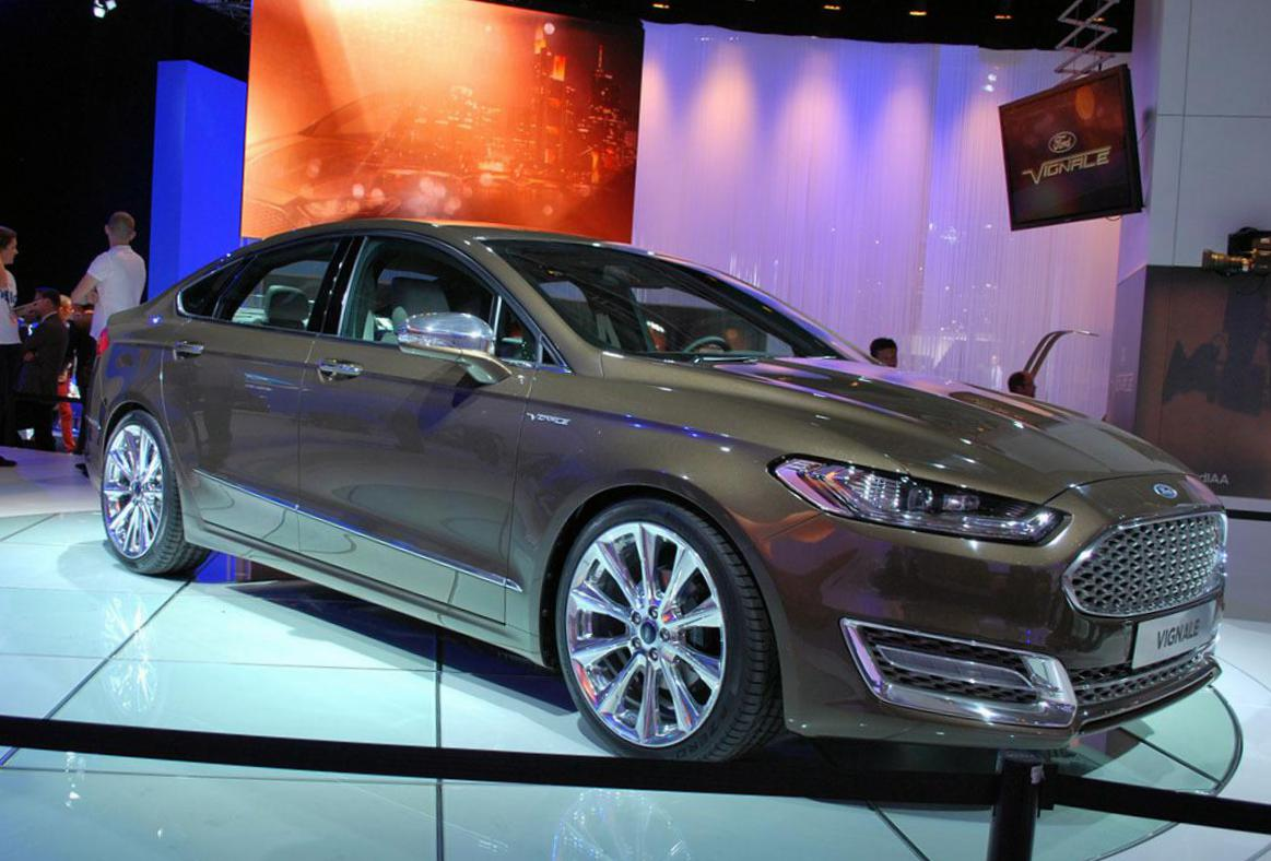 Mondeo Vignale Sedan Ford models coupe