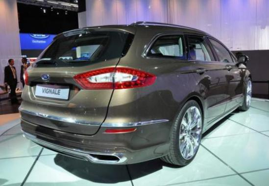 Ford Mondeo Vignale Wagon approved hatchback