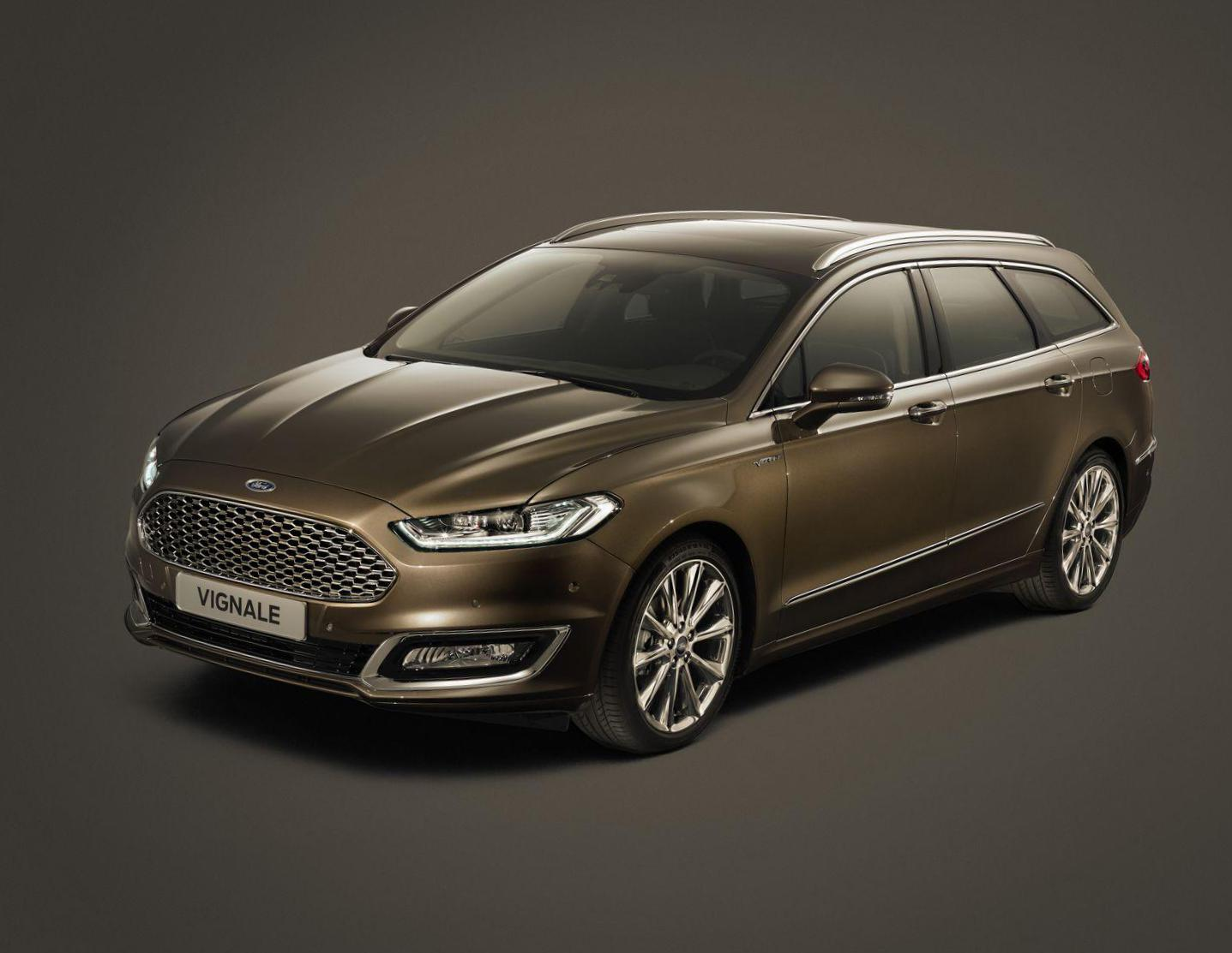 Ford Mondeo Vignale Wagon spec sedan