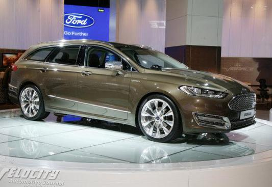 Ford Mondeo Vignale Wagon tuning wagon