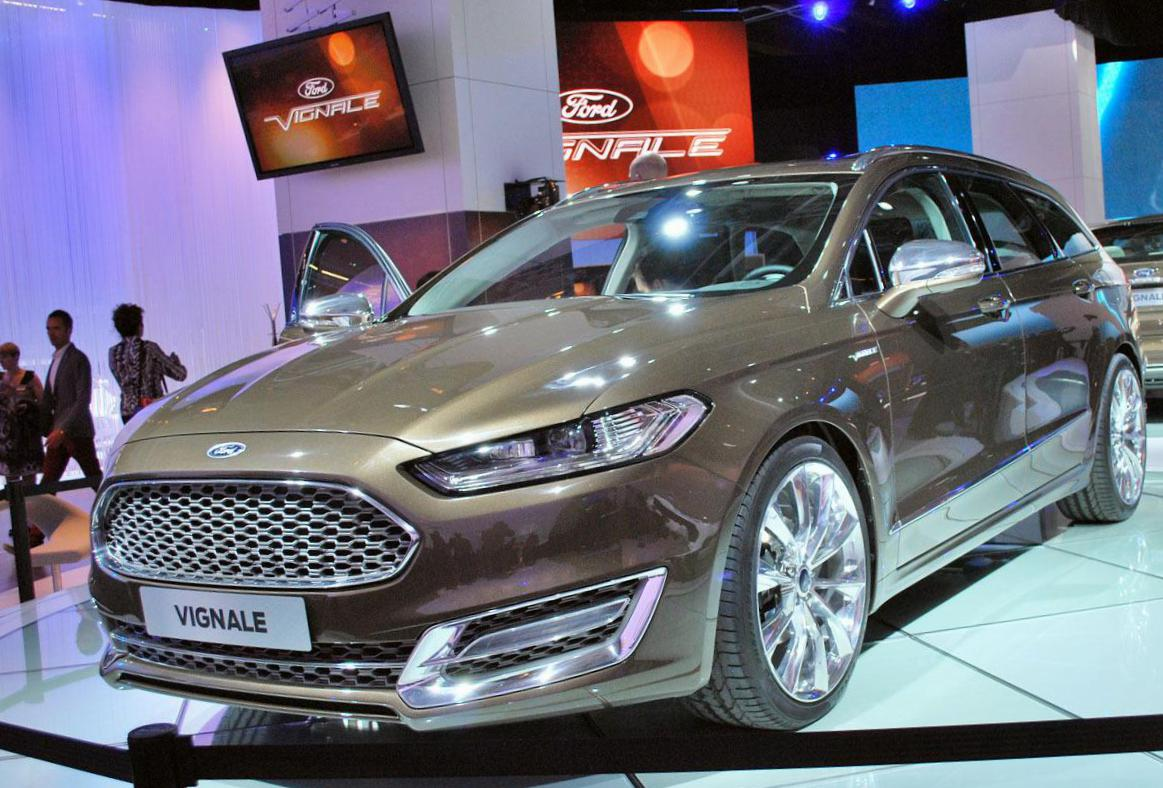 Mondeo Vignale Wagon Ford reviews 2009
