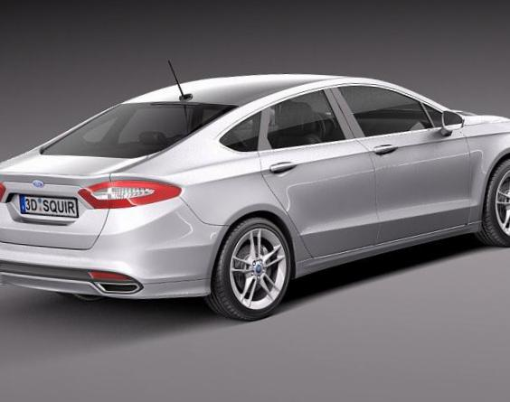 Ford Mondeo Sedan approved 2012