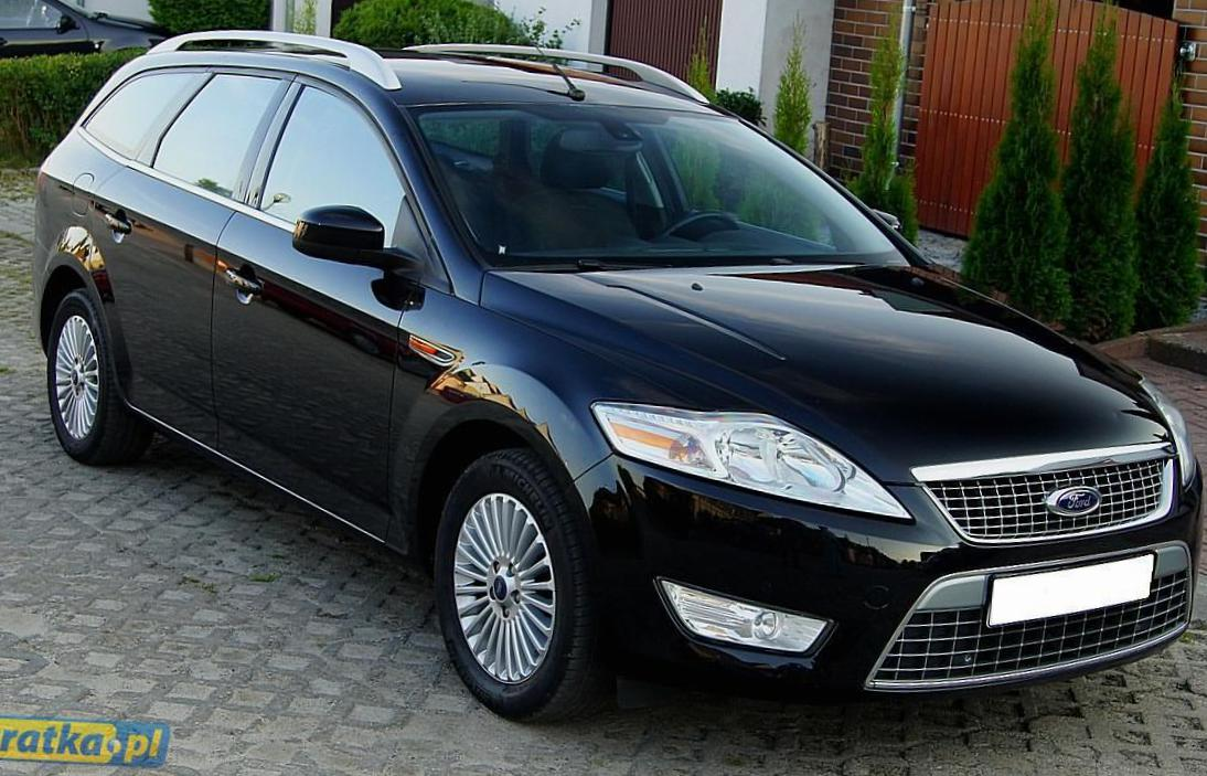 Mondeo Sedan Ford how mach 2011