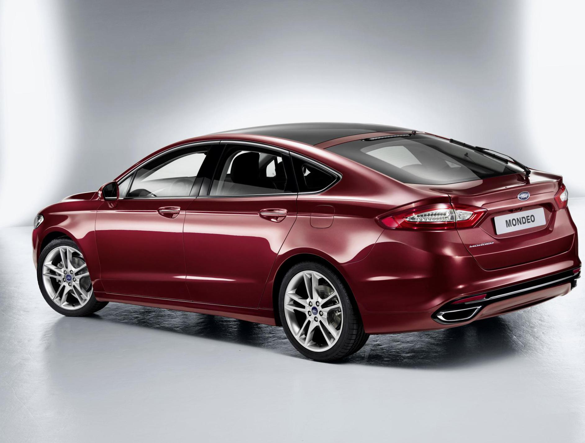 Mondeo Hatchback Ford configuration wagon