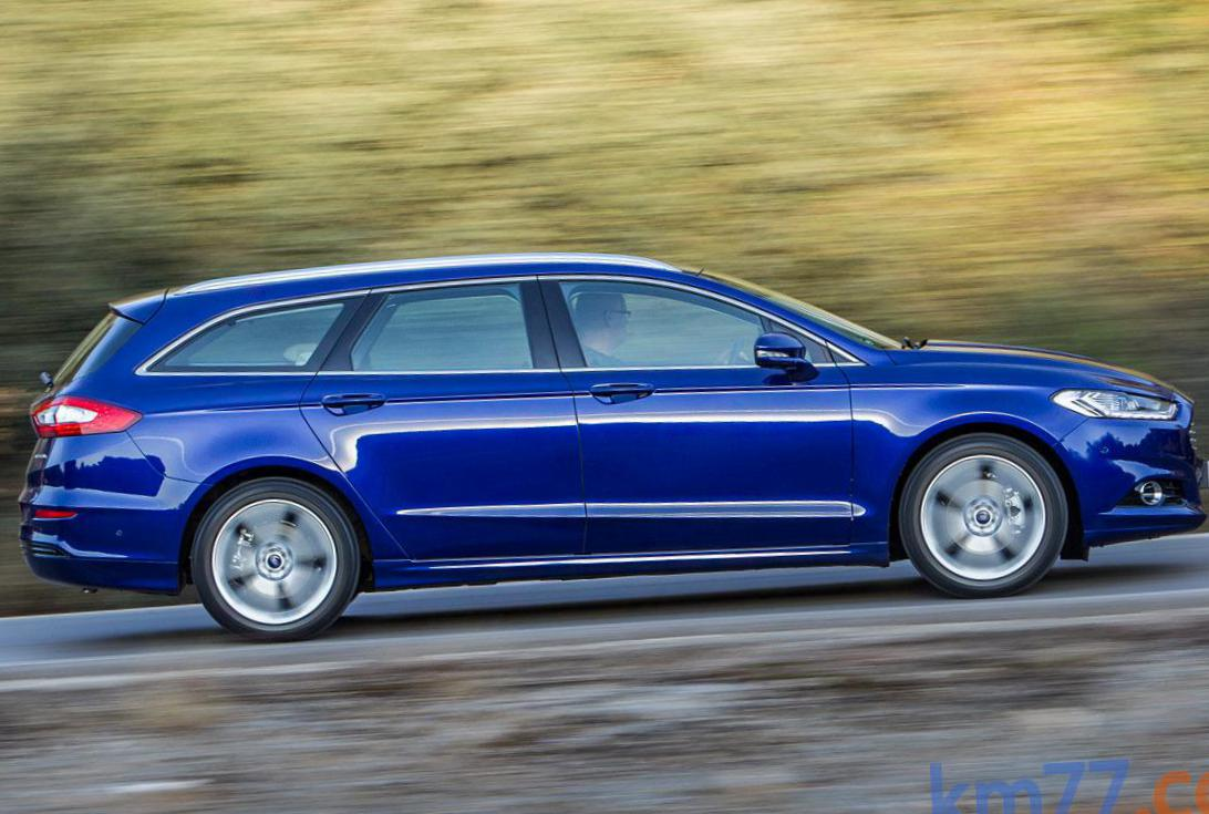 Ford Mondeo Wagon concept hatchback