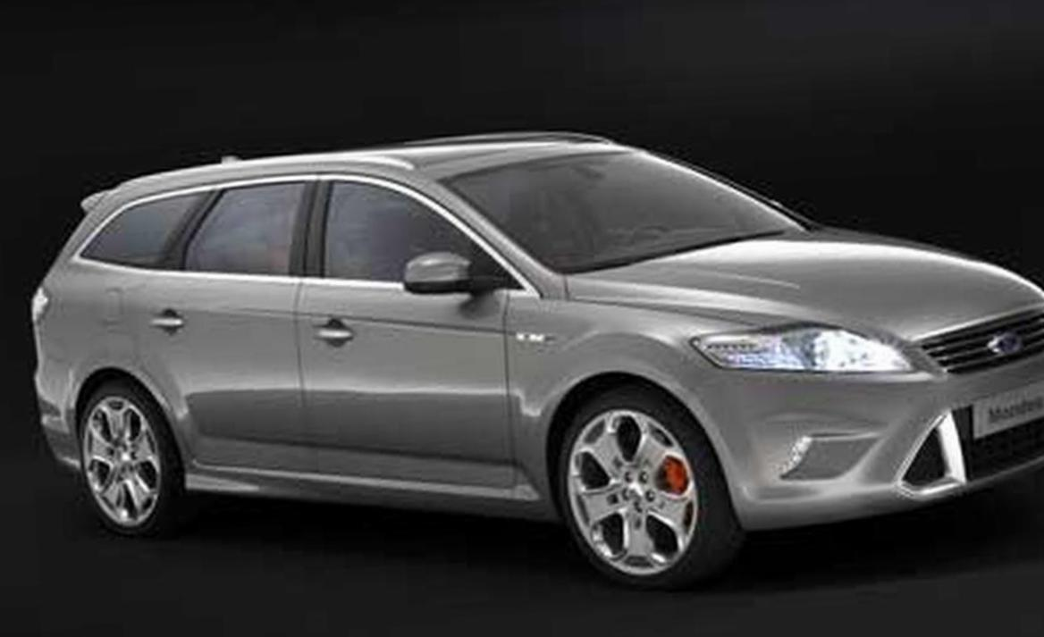 Ford Mondeo Wagon lease 2015