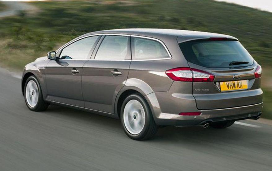 Ford Mondeo Wagon new hatchback