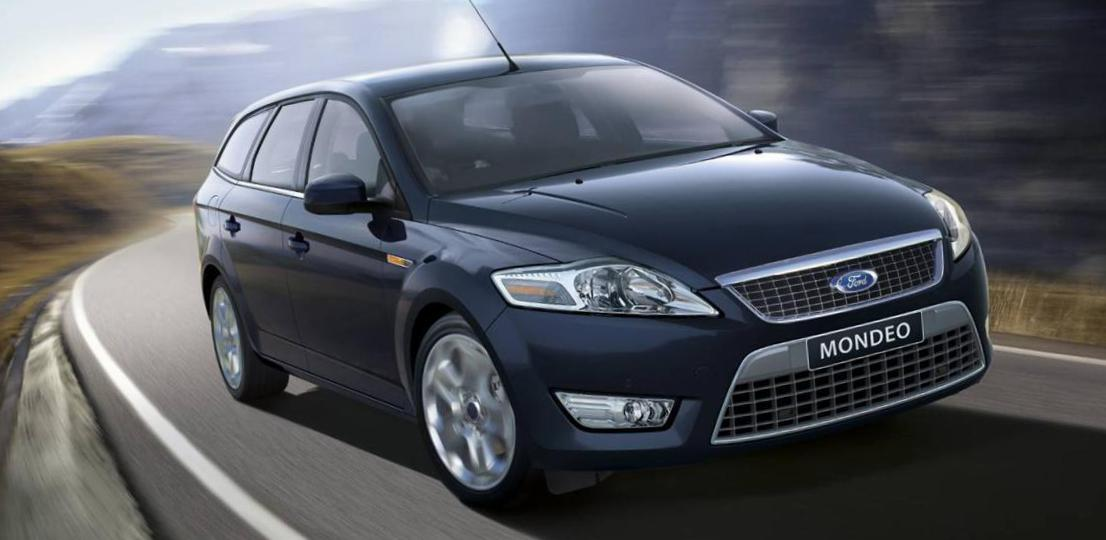 Ford Mondeo Wagon parts sedan