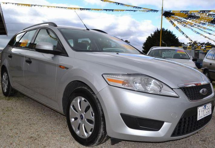 Ford Mondeo Wagon used 2010