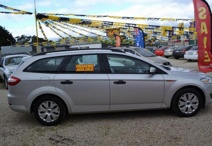 Mondeo Wagon Ford cost hatchback