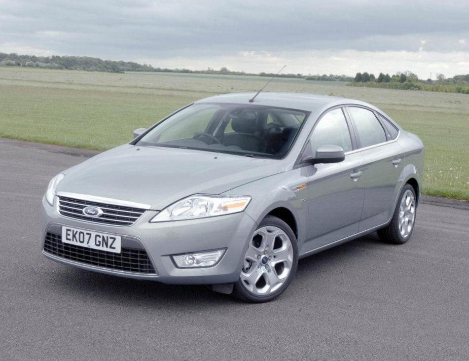 Mondeo Sedan Ford approved coupe