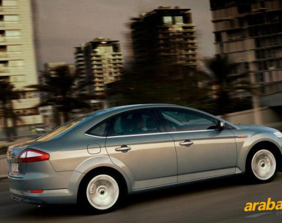 Mondeo Sedan Ford auto wagon