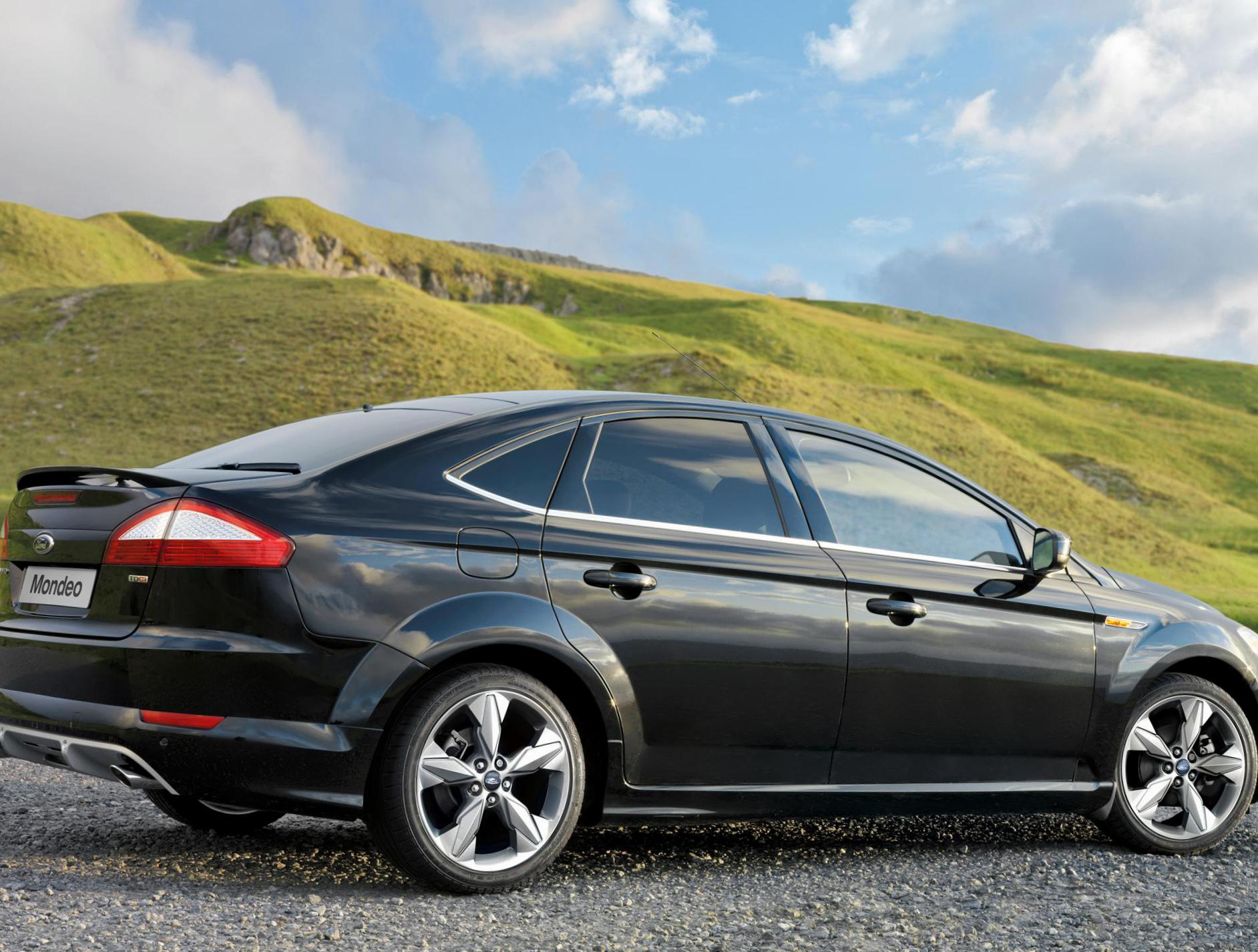 Ford Mondeo Hatchback models 2010